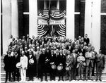 Trickett Hall 1918 Dedication