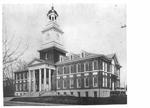 Trickett Hall 1918 North View
