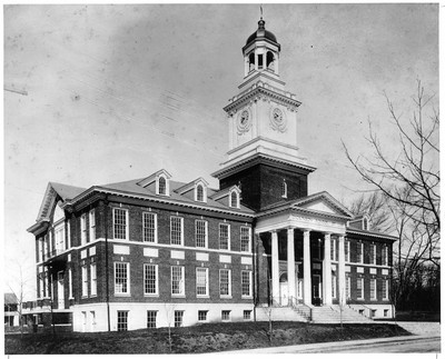 Trickett Hall 1918 South View
